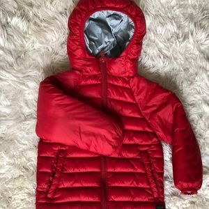 ZARA boys puffer lightweight jacket.